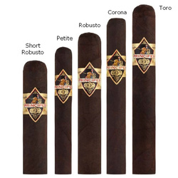 Principes Maduro Corona 17x140mm