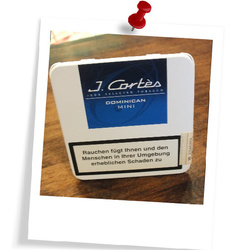 Cortes Cigarillos Dom.Rep. 10?r Packung