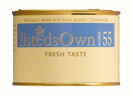 Ilsted Own Mixture No. 55 Pfeifentabak 100g Dose Vanille