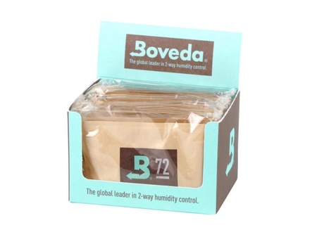 Boveda Humidipak 72% rel.Luftfeuchte 60g.