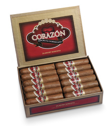 Carazon fat&short Robusto 24x102mm