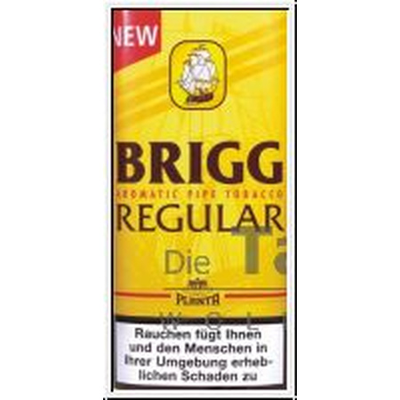 Brigg Regular 40g. Packung