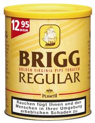 Brigg Regular 180g. Dose