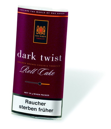 Mac Baren Dark Twist 50g. P?ckchen