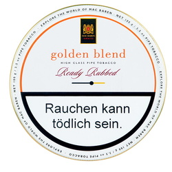 Mac Baren Golden Blend 100g Dose