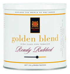 Mac Baren Golden Blend 250g Dose