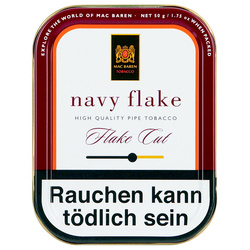 Mac Baren Navy Flake 100g. Dose