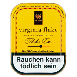 Mac Baren Virginia Flake 50g Dose