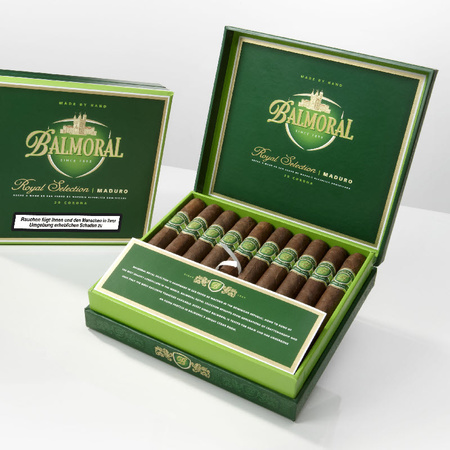 Balmoral Royal Selection Maduro CORONA 16x140mm