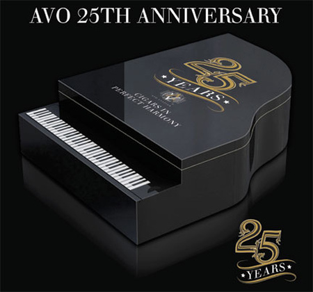 AVO 25 Jahre Limited Edtion