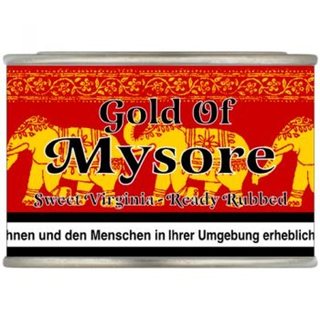 Gold of Mysore Virginia  & ein Hauch Vanille 100g.